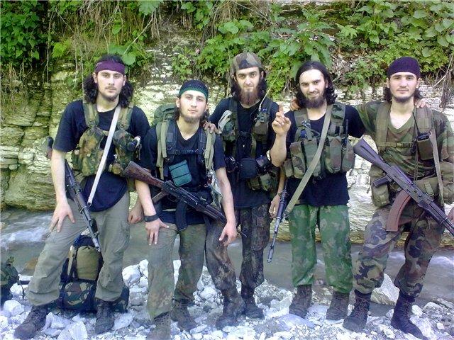 جهاد نکاح چشم آبیهای تک تیرانداز در حمص