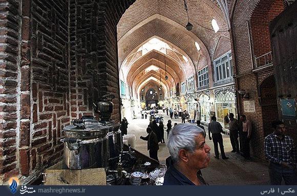 سفر به بزرگترین بازار آجری سرپوشیده و به هم پیوسته مسقف جهان + تصاویر