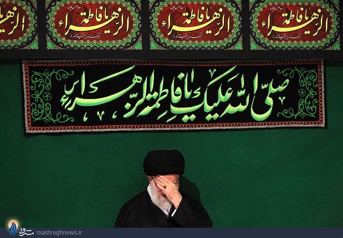 فاطمهى زهرا(س) مجمع همه خیرات است/ در عزای حضرت زهرا(س) شرح مصیبت بخوانید و گریه کنید/ من رزق سال کشور را در شب های فاطمیه میگیرم