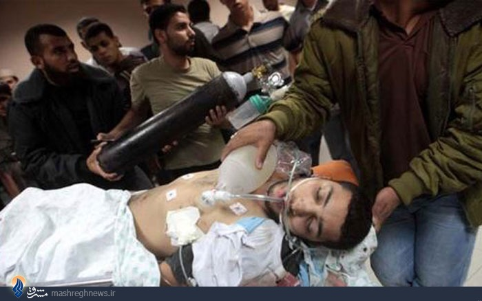 انسانهایی که سازمان ملل آنها را انسان نمیداند/ خونهایی که فدای حصر شد +تصاویر/ در حال ویرایش