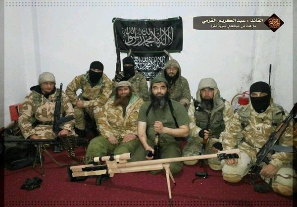 برنامه جدید تروریستها برای حلب+عکس