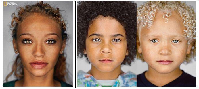 چهره ۵۰ سال دیگر آمریکایی ها