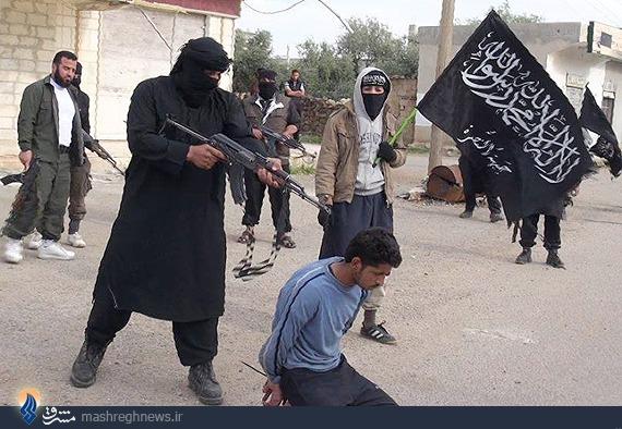 اعدام یک سوری به جرم تشیع +عکس