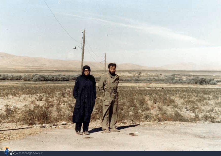 شهید اصغر وصالی «چ»گونه ازدواج کرد؟ + تصاویر