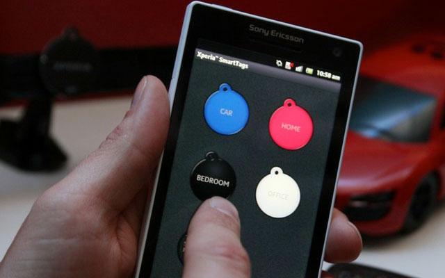 545445 448 - ویژگی های فناوری NFC