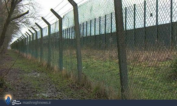 زندان یارلز وود جهنمی مخفی در جنگل های انگلیس