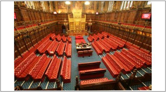 آزار و اذیت جنسی کارمندان مجلس انگلیس