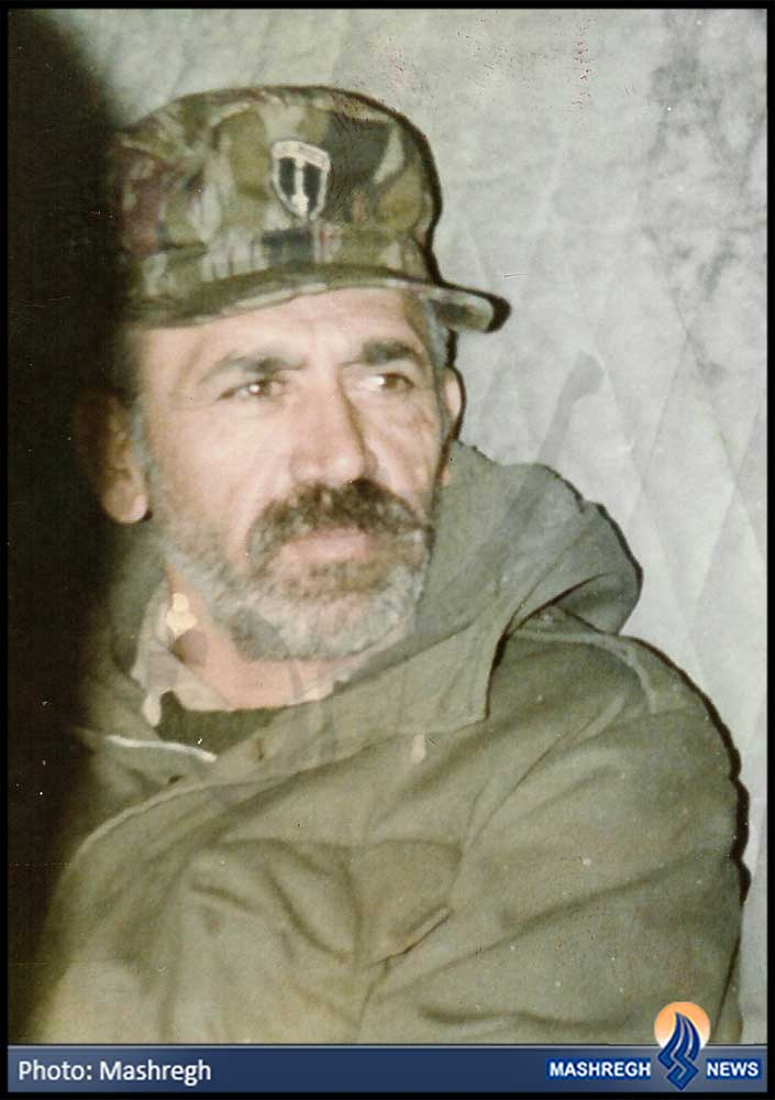 تصاویر/ ژنرال های «حزب الله»