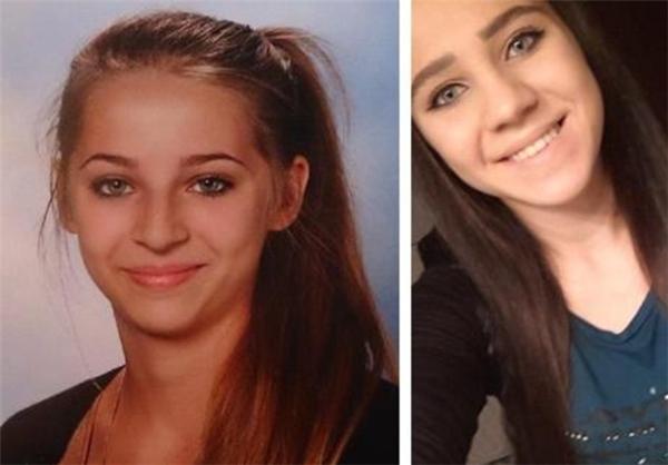 دو دختر اتریشی به داعش پیوستند+عکس