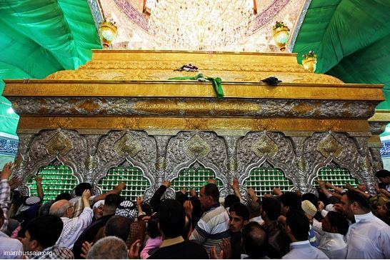 جدیدترین تصویر از ضریح امام حسین(ع)