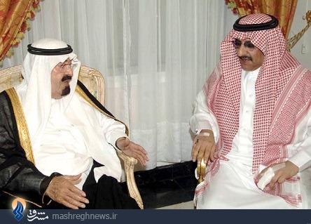 زمینهچینی برای پادشاهشدن پسر عبدالله