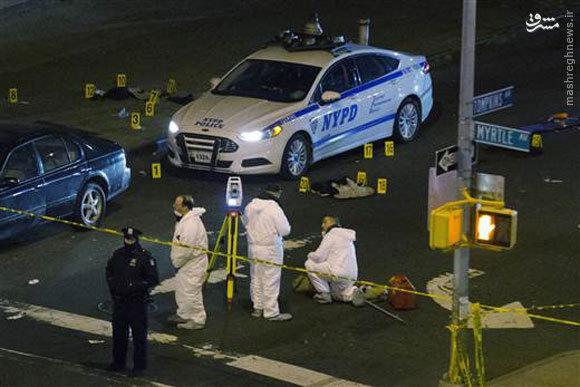 چرا آمریکاییها تصور میکنند دولت، پشت پرده قتل سه افسر پلیس است