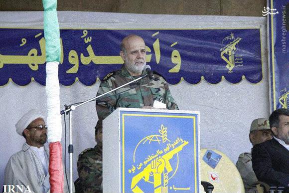 مروری بر اقدامات سردار شهید تقویفر در مقابله با داعش