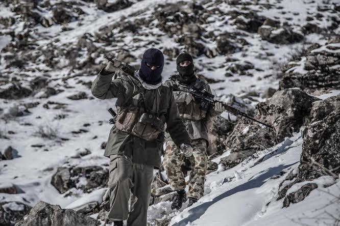 جوهرچی فرمانده تک تیراندازهای ایرانی شد + عکس