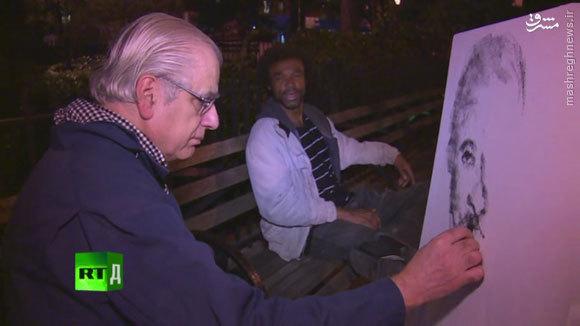 بیخانمانها در نیویورک