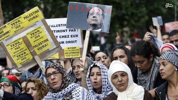 چرا حامیان رژیم اسرائیل به فکر حمایت از