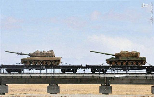 تانک جدید چین برای نبرد کوهستان+عکس