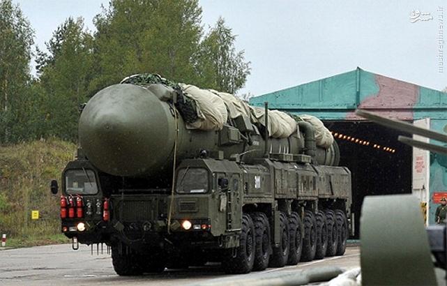 تجهیز ارتش روسیه با موشک جدید+عکس