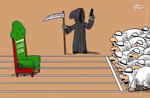 مرگی که همه چیز را تغییر میدهد/ کاهش بورس عربستان در بازارهای جهانی آغاز شد/آمده انتشار