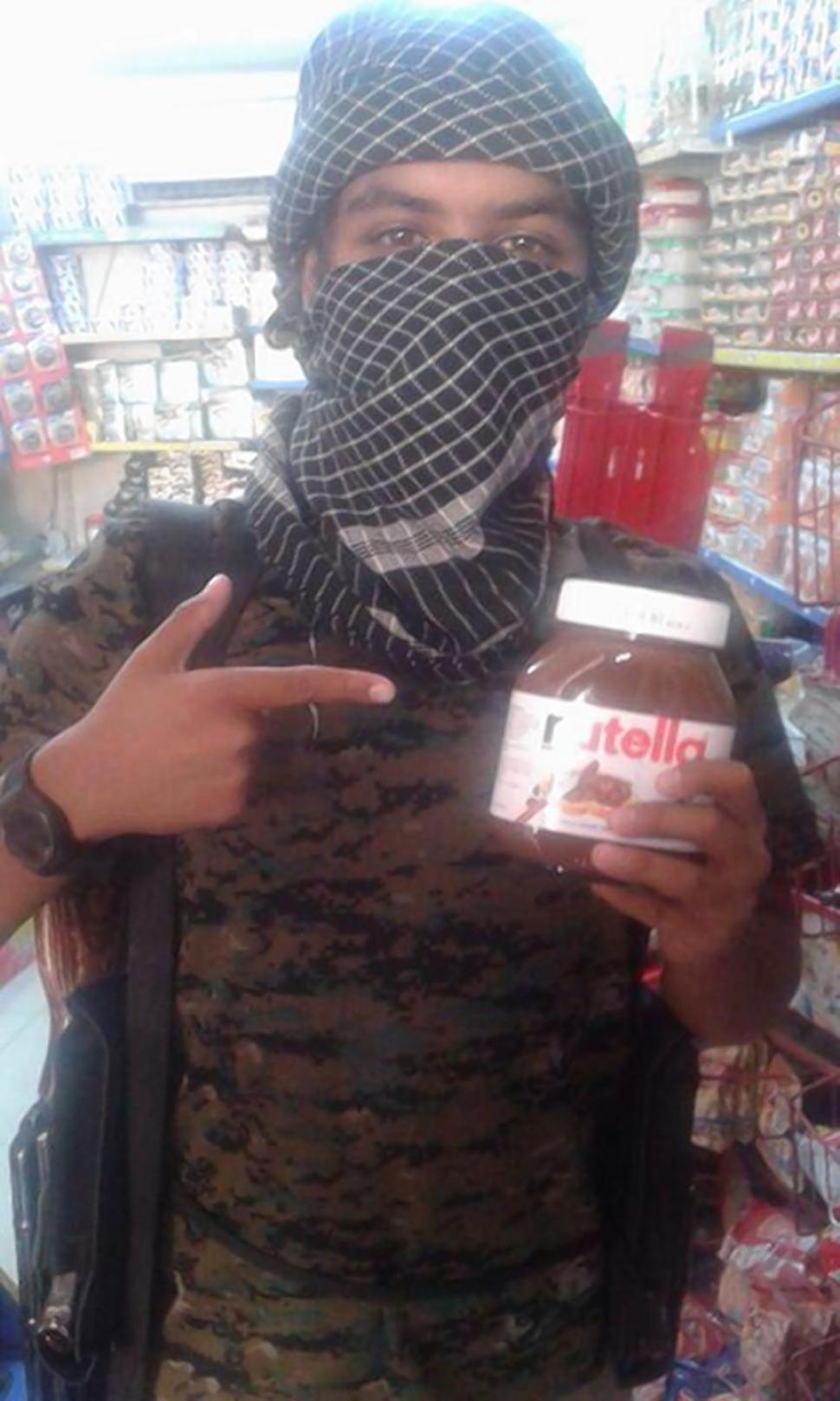 داعش عاشق