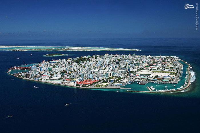 مناظری دیدنی از مجموعه جزایر