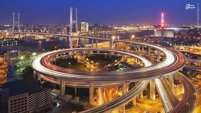 شاهکار چینی ها در شانگهای