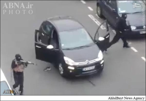 قربانی مسلمان حادثه پاریس+عکس