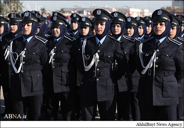 زنان عراقی عضو ارتش+عکس