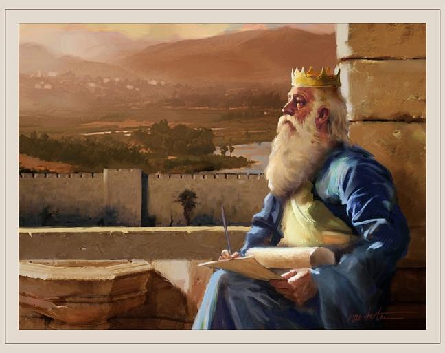 حضرت رسولالله(ص) در کلام سلیمان(ع)
