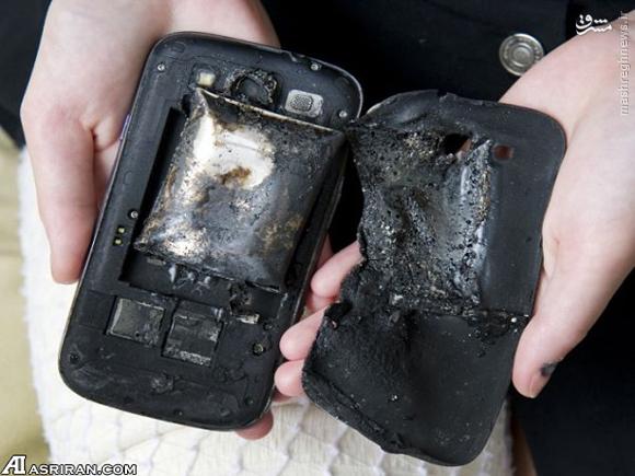چگونه از انفجار موبایل خود جلوگیری کنیم؟