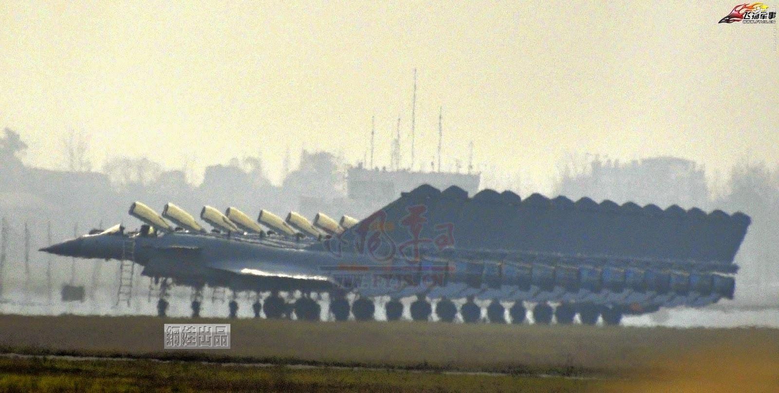 عکس/ آغاز تولید جنگنده J-10B