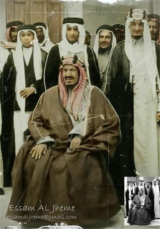 آمار جالب از خاندان آلسعود و پادشاه