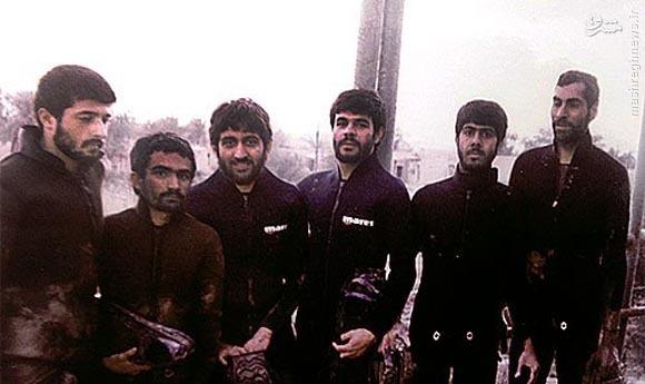 عکس/سعید جلیلی در لباس مخصوص