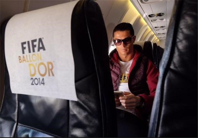 گزارش لحظه به لحظه از مراسم معرفی برترینهای سال ۲۰۱۴ فوتبال دنیا