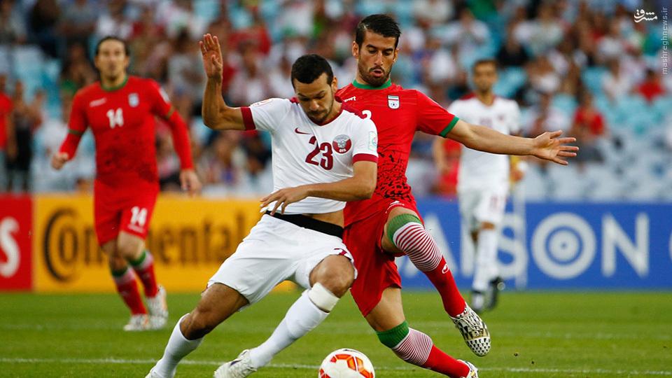 گزارش لحظه به لحظه بازی ایران - قطر/ تا دقیقه 30
