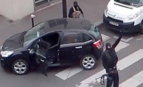 کاسبان اصلی حملات پاریس+اسناد