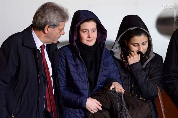 عکس داعش زن ایتالیایی دختر داعش دختر ایتالیایی اخبار داعش