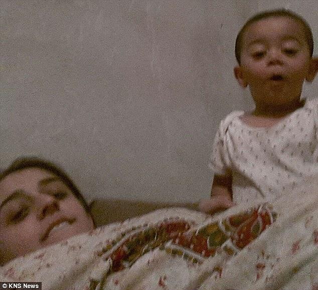 فرار دختر ایرانی از دست داعش + تصاویر