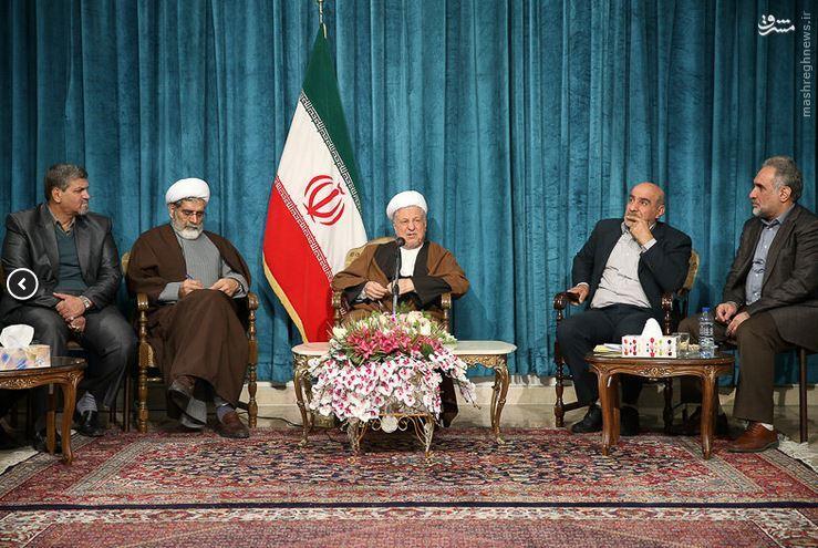 چرا هاشمی در دیگ انتخابات فضله میاندازد؟// اماده انتشار