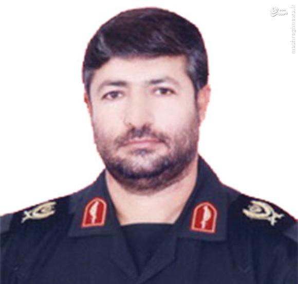 سردار الله دادی در سوریه به شهادت رسید