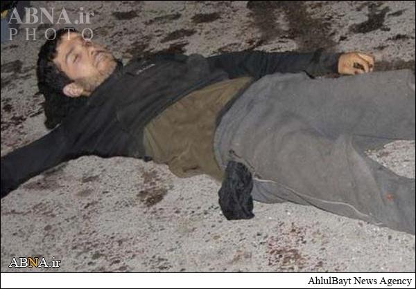 هلاکت امیر داعش الجزایر + عکس
