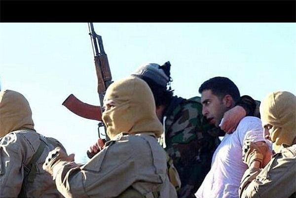 تایید اسارت خلبان اردنی توسط داعش+ عکس