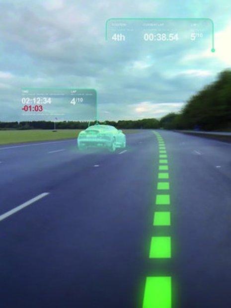 امکانات خودروهای آینده+ تصاویر