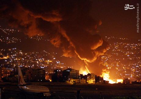 حمله به 5000 ساختمان در یک روز/ هواپیماهایی که دیگر باند فرود ندارند