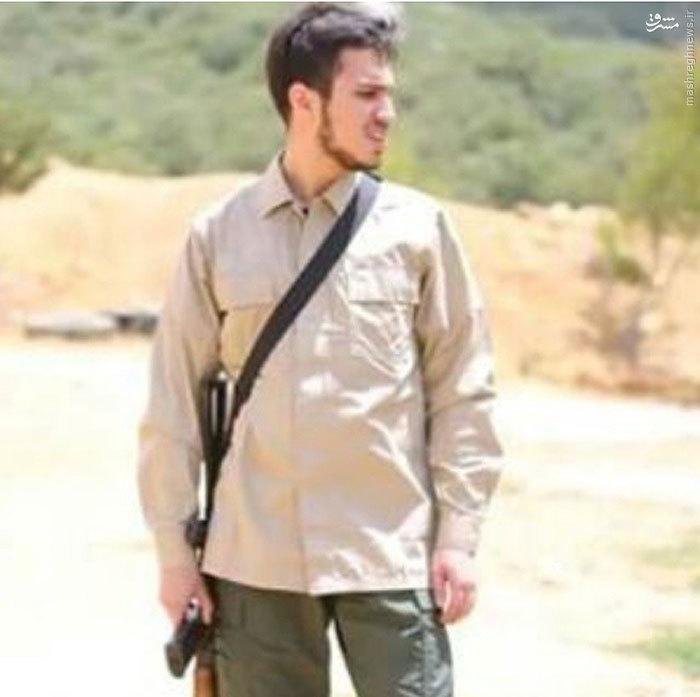 تصاویر کمتر دیده شده از پسر خ لف حزب الله پایگاه اطلاع رسانی