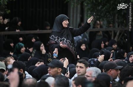 پیشگویی ضمنی شهید جهاد مغنیه از شهادتش، یک هفته قبل/واکنش زیبای مادر شهید به خبر شهادتش