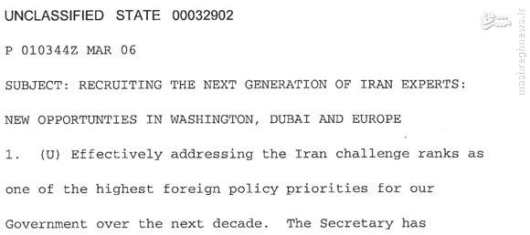 دفتر امور ایران