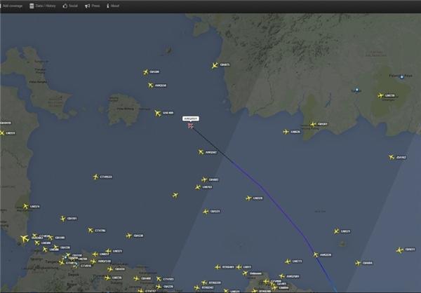 یک هواپیمای مالزیایی دیگر با 155 مسافر از صفحه رادارها محو شد/مفقود شدن هواپیمای قبلی مالزیایی به کجا رسید؟/ سقوط هواپیمای ناپدید شده رسما تأیید شد