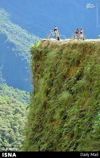 خطرناکترین تورهای گردشگری دنیا+عکس