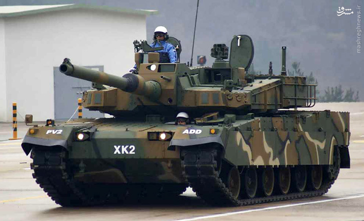 ارتش کره جنوبی